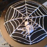 Decoración Tarta Araña