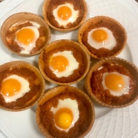 Tartaletas de Sobrasada