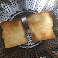 Tostadas de Pan en Freidora de Aire